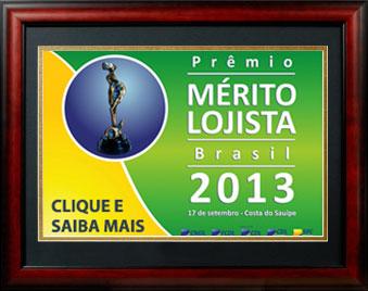 Prêmio Mérito Logista - Brasil 2013